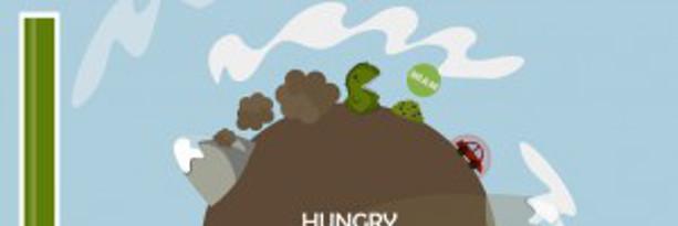 [HTML5] Hungry Rex - GGJ 2014