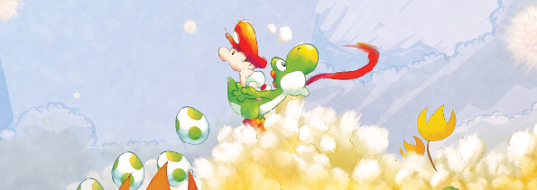 Yoshi's Island remake on DS