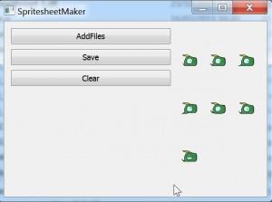 SpritesheetMaker