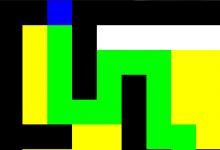 [C++/SFML] A* Pathfinding (AI)